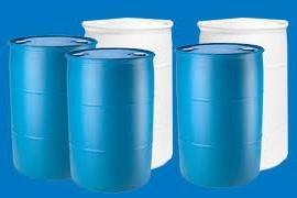 thùng phuy nhựa 4 đai