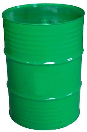 thùng phuy sắt 200l xanh lá cây đẹp
